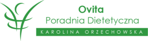Poradnia dietetyczna Ovita - logo