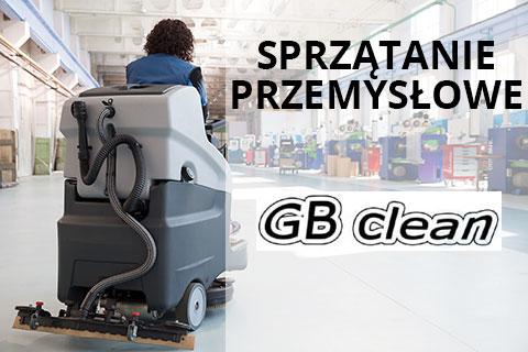 GB Clean - sprzątanie przemysłowe